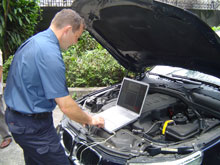Engine Tuning Laptop Automotive Car Standalone